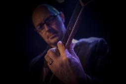 Pat Sprakes, guitar. Photo by Mark Ludbrook of SportsShots.co.uk