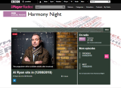 Airplay on Harmony Night, BBC Radio Kent