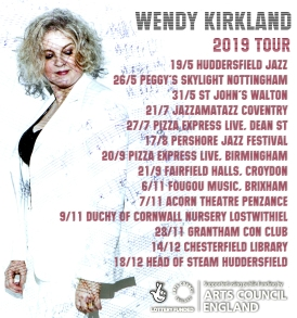 2019 Tour dates - Image for The Music's On Me by Mark Ludbrook of SportsShots.co.uk