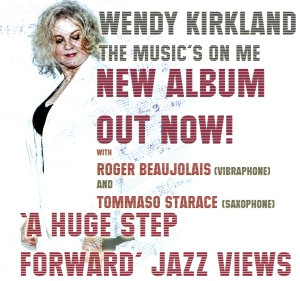 A huge step forward for Wendy Kirkland