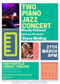 two Piano Jazz Concert